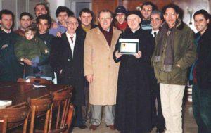 6) Premio assegnato dall'Assemblea Regionale Siciliana al Presepe Meccanico di Baucina nel 1995.